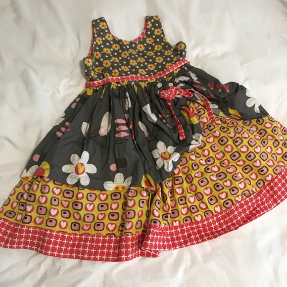 c36d070f488 Jelly The Pug Other - Zulily  •Jelly the Pug• Indian Summer Tenley Dress